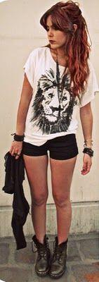 lion shirt!
