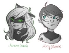 http://angiensca.tumblr.com/post/135680968805/drew-a-genderbent-version-of-marinette-adrien-and