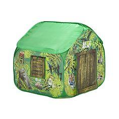 Jungle - Jeux d'imagination-Jeux, Jouets Tente avec tapis de jeux pour enfant