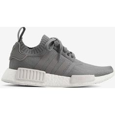 d63c714064ef8 Adidas Adidas nmd r1 Primeknit Sneakers ( 100) ❤ liked on Polyvore  featuring shoes