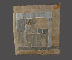 Pojagi (wrapping cloth), ramie, Korea, 19th century