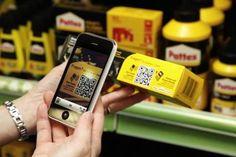 QR Code, una risorsa anche al supermercato. Prende sempre più piede l'utilizzo del QR Code sugli scaffali dei supermercati