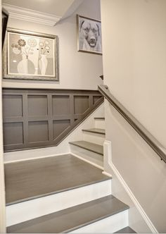 Love grey and white! Basically I want my nana's house she designed ! So is throw in some lilac-ish and darks. Yes!