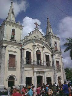 Igreja de São Severino dos Ramos - Paudalho/PE