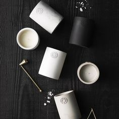 Sommar is the Swedish word for summer. Reminiscent of summer sailing in Sweden, this scent reminds us of that same carefree feeling of sitting on freshly cut lawn, skin tight with salt after a day on the water.  Zakkia's 100% soy wax Sommar candle is custom blended from the finest natural ingredients and hand poured in the Southern Highlands of Australia. The wax is housed in a handmade concrete vessel for strength and durability.  Natural lead-free cotton wicks have been used to provide...