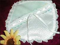 Angel's Pocket instructions on how to make a small pocket/pouch for tiny stillborn, miscarried infants