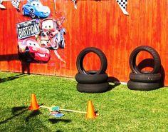 Disney Pixar Car's Party Birthday Party Ideas | Photo 1 of 71 | Catch My Party