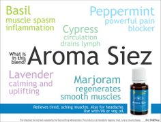 Aroma Siez to help relieve tired, aching muscles #YLO #EO   Photo Credit: Dolf Cheng  1856865