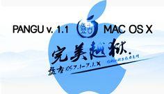 Cómo Hacer Jailbreak iOS 7.1.x a iPhone o iPad con Pangu 1.1 desde un Mac