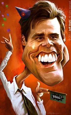 ~ Jim Carrey