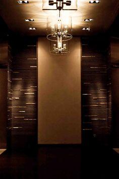 Lift Lobby - Park Hyatt, Shanghai