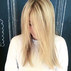 Blonde hair 2016