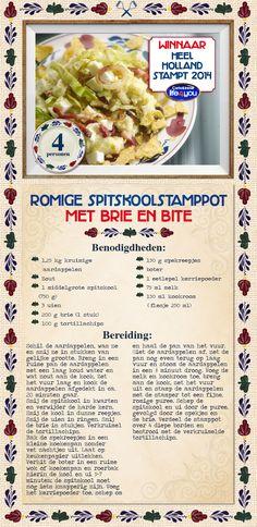 Romige spitskoolstamppot - Lidl Nederland