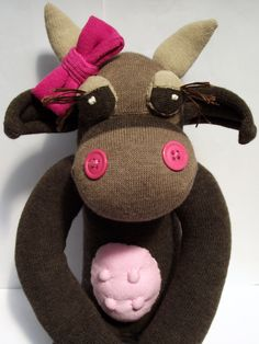How now Brown Cow! I would love to recreate her for you. £20 plus p+p.
