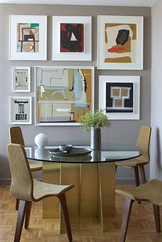 How to Mix and Match Your Dining Table and Chairs Photos | Architectural Digest