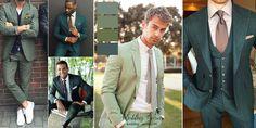 Costume vert mariage - comment le porter? | Wedding Secret