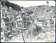 Rocinha Favela, Rio de Janeiro | Paul Heaston | Flickr