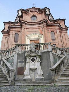 Bernardo Antonio Vittone. Chiesa dell 'Assunta. Grignasco (1750)