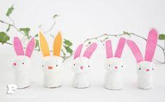 Påskpyssel med korkar - Pysselbolaget - Fun Easy Crafts for Kids and Parents Easter Arts And Crafts, Holiday Crafts For Kids, Easter Crafts For Kids, Craft Activities For Kids, Spring Crafts, Craft Ideas, Rabbit Crafts, Bunny Crafts, Diy Cork