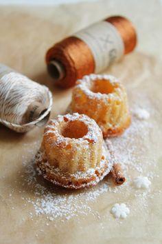 Twenty-Second of May: Weihnachtliche Apfel-Zimt-Zauber-Gugls