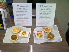 If McDonalds is your weakness don't worry! This will make you never want to eat it again!