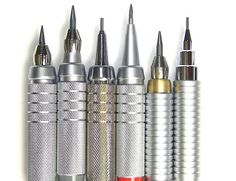 retracting pencils - sometimes there is nothing better than a mechanical pencil