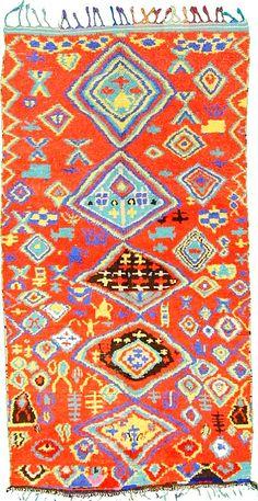 Moroccan Oriental Rugs