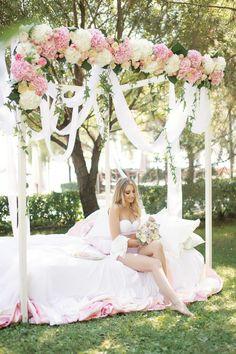 Нежнейшее утро невесты   8 фотографий