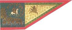 Великий стяг Ивана Грозного (1560 г)