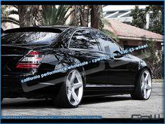 22 inch Rims Mercedes Benz W221 S550 S600 Concave AMG ...