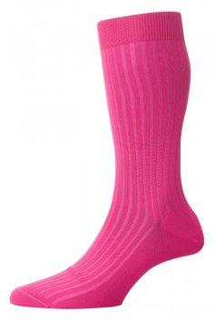 fbafd293c Danvers - 5x3 Rib Fil d Ecosse   Cotton Lisle Men s Socks
