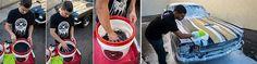 Lưới Lọc Bụi Chống Cặn Bẩn Rửa Xe Cyclone Dirt Trap