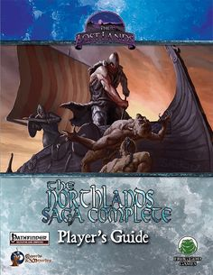 5fa480960d2 Included in The Northlands Saga Complete Player s Guide are new PC races