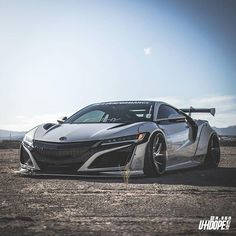 Thankfully for fast cars. and most importantly our family. 🤘 🙌🙏🤘 The beautiful liberty walk NSX ➡️ 📸 on scene for at Sema 🤘🔥 Repost from our friends Acura Supercar, Supercars, Acura Nsx, Cars Cartoon Disney, Super Fast Cars, New Luxury Cars, Derby Cars, Liberty Walk, Japan Cars