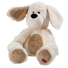 Schlappohrhund - Warmies. SHOP HIER: http://www.warmies.de/epages/warmies.sf/de_DE/?ObjectPath=/Shops/warmies/Products/01004