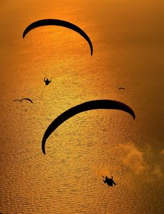 sunset paragliding_öLÜDENİZ_TURKEY