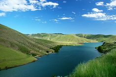 Rolling green hills near Boise, Idaho Copyright iStockPhoto.com/picmax #Boise #Idaho #Greatplaces