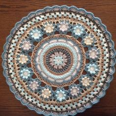 Squares, Crochet Patterns, Rugs, Knitting, Blog, Decor, Farmhouse Rugs, Ganchillo, Decoration