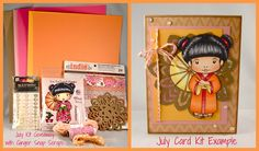 Ginger Snap Scraps: July Card Kit Giveaway!  Check out their blog for more info: http://ginger-snap-scraps.blogspot.com/p/july-card-kit-giveaway.html