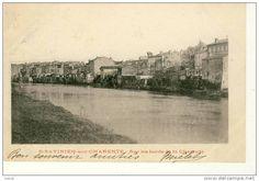 Saint Savinien sur Charente-Sur les Bords de la Charente-