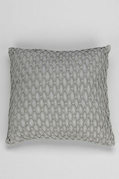Magical Thinking Woven Overlay Pillow - Urban Outfitters