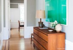 Refresh your foyer with consoles, seating, and storage to give your guests a stylish welcome. Trim cabinetry makes a statement with chic detailing—pair with a sculpted coat rack or a few simple hooks. Complete the look with inviting wall art to that complements the palette of your home.http://www.allmodern.com/deals-and-design-ideas/Make-An-Entrace%3A-Foyer-Favorites~E13254.html?refid=SBP.rBAZEVPEn0SqCmXEbHhAAldM4sIdCkCIp1uwOCNlPxk