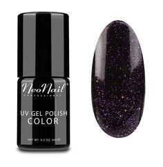 Lakier Hybrydowy UV Neo Nail 6 ml - Fancy Blue Nail Manicure, Pedicure, Gel Nails, Gel Polish Colors, Gel Nail Polish, Top Nail, Uv Gel, You Nailed It, Fancy