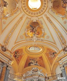 후기 바로크 건축 :: 네이버캐스트 French Decor, Architecture Design, Cathedral, Wedding, Valentines Day Weddings, Architecture Layout, Cathedrals, Weddings, Marriage