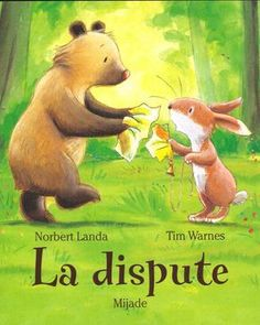 Featuring vibrant text and lovely illustrations, collaborators Norbert Landa and Tim Warnes have created a picture book about friendship, jealousy, arguing and making things right in the end. Perfect for teaching little ones important lessons about life. La Dispute, Child Love, Your Child, Album Jeunesse, Lectures, Kids Education, Social Skills, Story Time, My Children