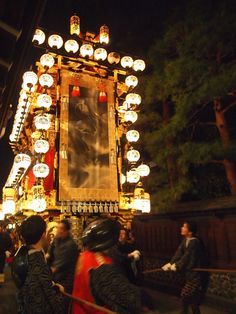 A float from Takayama Matsuri, one of the 3 most important festivals in Japan.