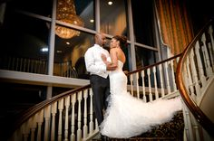 Real Weddings {North Carolina}:  Blackbride.com Photography by In Is Image Photography.