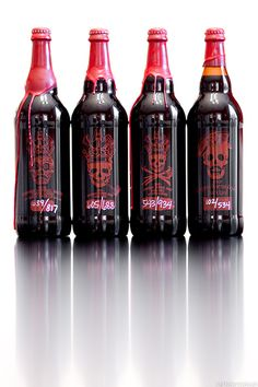 3 Floyds // 2012 Barrel Aged Dark Lord Variations