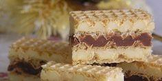 Jadro oblatne - Recepti na brzinu Baking Recipes, Cookie Recipes, Dessert Recipes, Sweet Desserts, Sweet Recipes, Cake Cookies, Cupcake Cakes, Croation Recipes, Croatian Cuisine