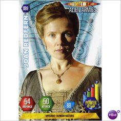 Alien Armies Trading Card, JOAN REDFERN 089 on eBid United Kingdom